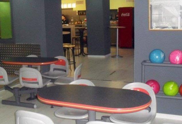 Cafetería Diverbolos, Ourense