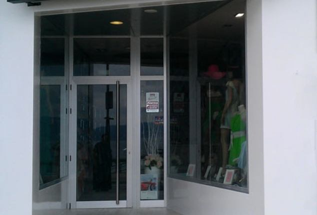 Tienda de Ropa Jockey, Sanxenxo, Pontevedra.